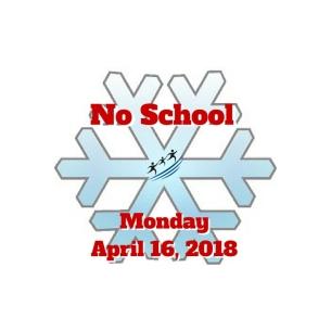 April 16 18 Closed